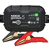 NOCO GENIUS5, 5-Amp Fully-Automatic Smart Charger,...