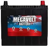 Megavolt Lead Acid Flooded Car Battery BCI 51R,...