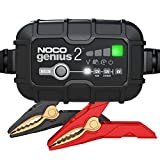 NOCO GENIUS2, 2-Amp Fully-Automatic Smart Charger,...
