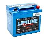 Lifeline (1236 7.625' x 5.25' x 6.875' 12V Power...