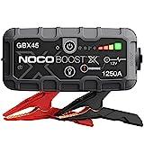NOCO Boost X GBX45 1250A 12V UltraSafe Portable...