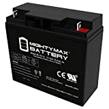 Mighty Max Battery ML18-12 - 12V 18AH CB19-12 SLA...