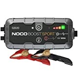 NOCO Boost Sport GB20 500 Amp 12-Volt UltraSafe...
