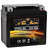 Weize YTX5L-BS High Performance - Maintenance Free...