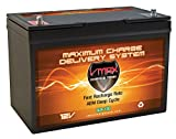 VMAX Solar Battery SLR100 Vmaxtanks AGM 100ah 12V...