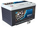 XS Power D6500 XS Series 12V 3,900 Amp AGM High...