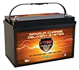 VMAXTANKS SLR125 Solar Battery 12 Volt 125Ah Group...