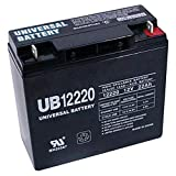 Universal Power Group 12V 22Ah Sealed Lead Acid Battery for Die Hard Portable Jump Starter 1150