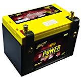 Stinger SPV69C 1100 Amp Power Series Dry Cell Battery with Protective Steel Case for Systems Up to 2000W