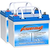 Weize 12V 35AH Deep Cycle Battery for Scooter...