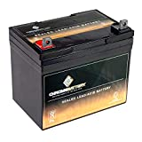 Deep Cycle SLA Replacement Battery 12V 35AH AGM...
