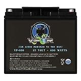 Mighty Max Battery Viper VP-600 600 Watt Car Audio...
