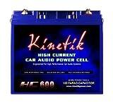 Kinetik (HC600-BLU) Black Power Cell Battery