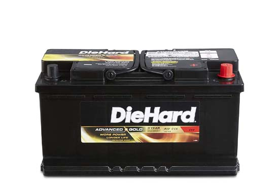 Diehard Advanced Gold AGM Battery Review 2019