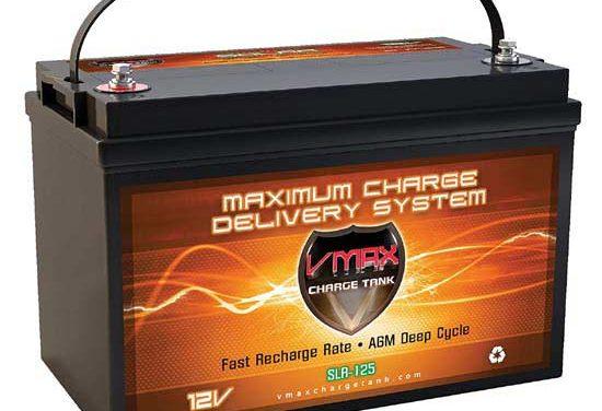 Vmaxtanks battery review – Vmaxtanks AGM Deep Cycle battery-2020