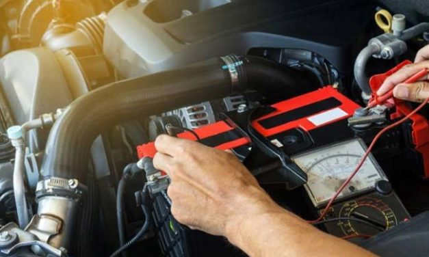 how to charge RV battery from the vehicle