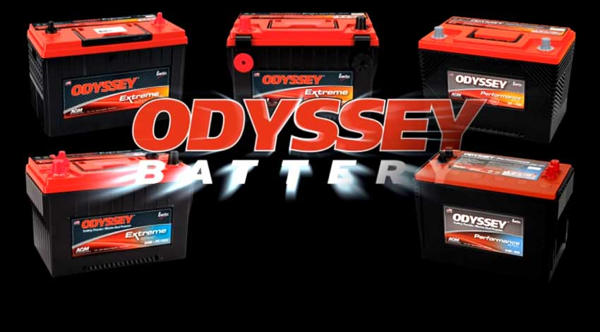 Who makes Odyssey Battery