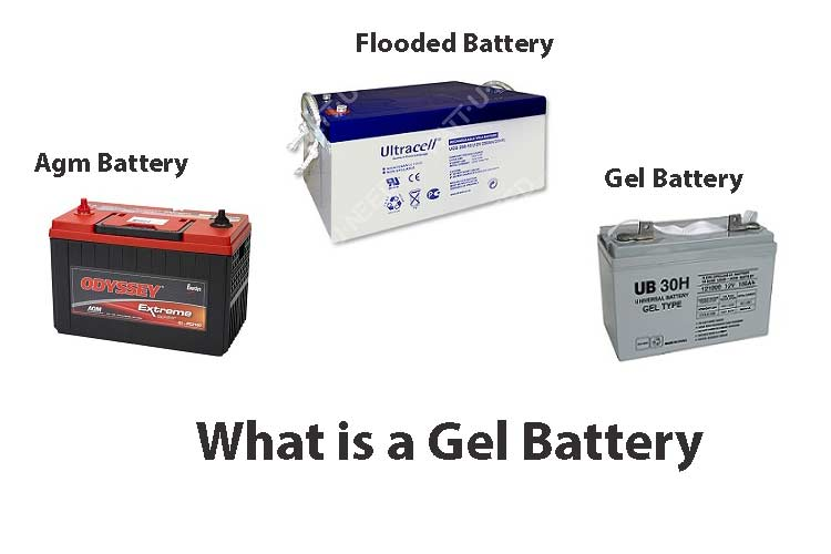 what is a gel cell battery